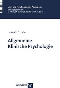 Abbildung von Huber | Allgemeine Klinische Psychologie | 2008