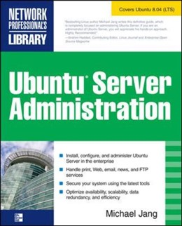 Abbildung von Jang | Ubuntu Server Administration | 2009