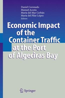 Abbildung von Coronado / Acosta / Cerbán   Economic Impact of the Container Traffic at the Port of Algeciras Bay   2006