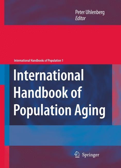 Abbildung von Uhlenberg | International Handbook of Population Aging | 2009