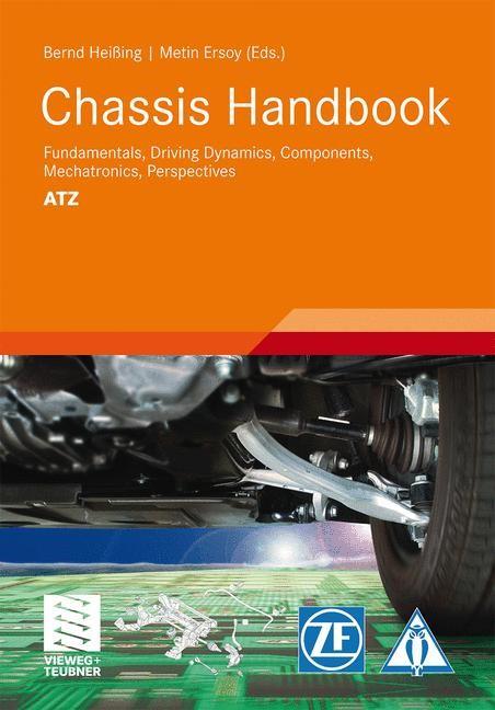 Abbildung von Heißing / Ersoy | Chassis Handbook | 2010