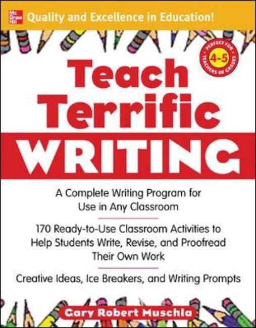 Abbildung von Muschla | Teach Terrific Writing, Grades 4-5 | 2006