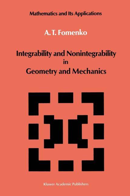 Abbildung von Fomenko | Integrability and Nonintegrability in Geometry and Mechanics | 1988