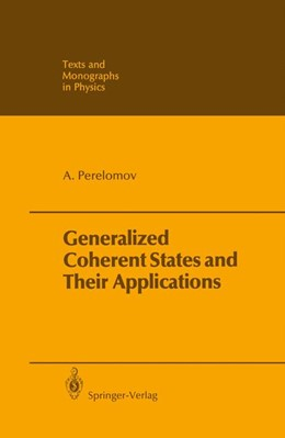 Abbildung von Perelomov | Generalized Coherent States and Their Applications | 1986
