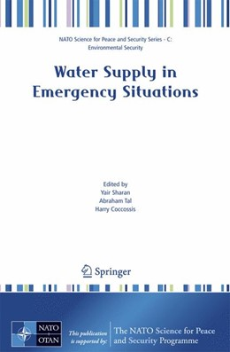 Abbildung von Sharan / Tal / Coccossis   Water Supply in Emergency Situations   2007