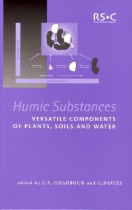 Abbildung von Ghabbour / Davies   Humic Substances   2000