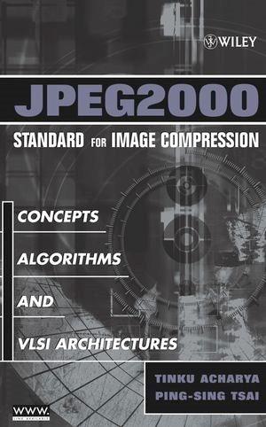 Abbildung von Acharya / Tsai | JPEG2000 Standard for Image Compression | 2005
