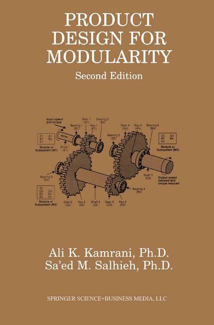 Abbildung von Kamrani / Salhieh   Product Design for Modularity   2nd ed.   2002