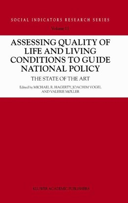 Abbildung von Hagerty / Vogel / Møller | Assessing Quality of Life and Living Conditions to Guide National Policy | 2002