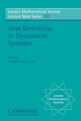 Abbildung von Bedford / Swift | New Directions in Dynamical Systems | 1988 | 127