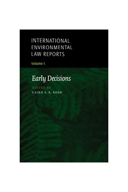 Abbildung von Robb | International Environmental Law Reports | 1999 | 1