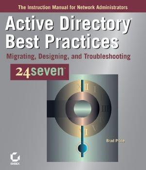 Abbildung von Price | Active Directory Best Practices 24seven | 2004