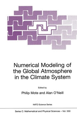 Abbildung von Mote / O'Neill | Numerical Modeling of the Global Atmosphere in the Climate System | 2000 | 550