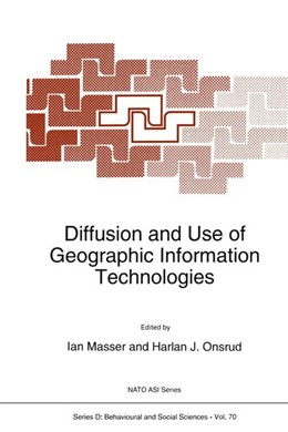 Abbildung von Masser / Onsrud   Diffusion and Use of Geographic Information Technologies   1993   Proceedings of the NATO Advanc...   70