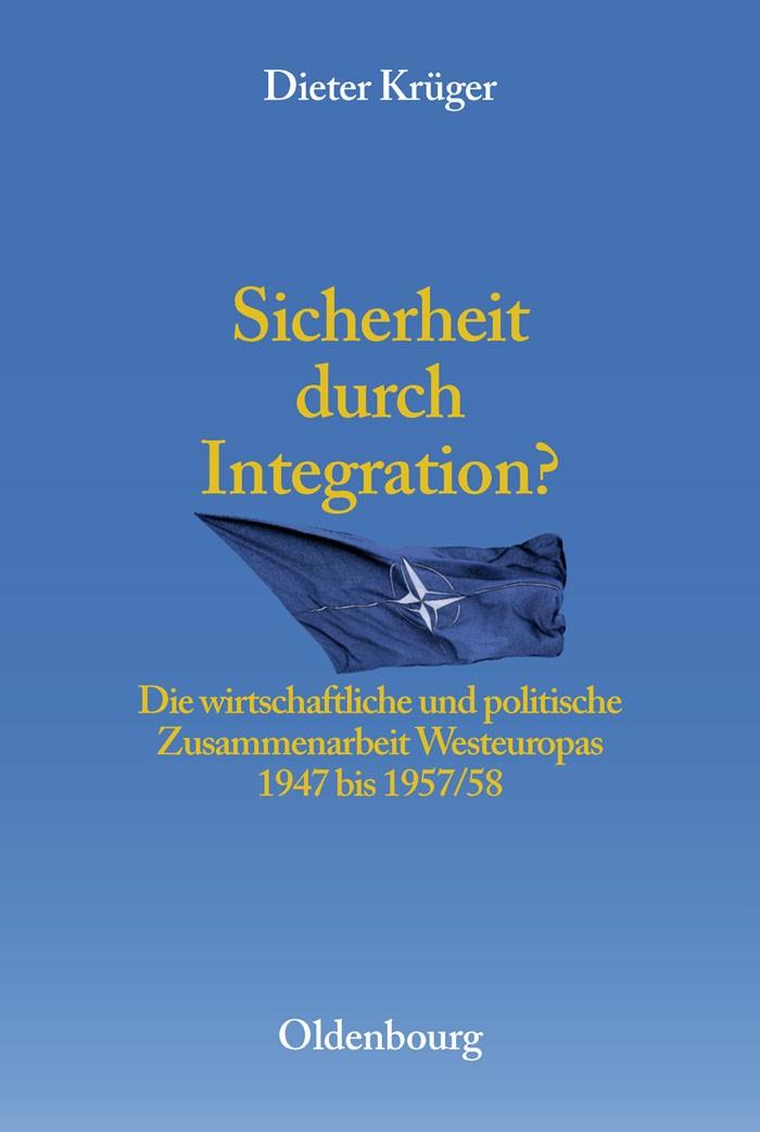 Abbildung von Krüger | Sicherheit durch Integration? | 2003