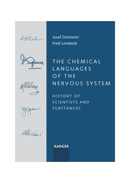 Abbildung von Donnerer / Lembeck | The Chemical Languages of the Nervous System | 2006 | History of Scientists and Subs...
