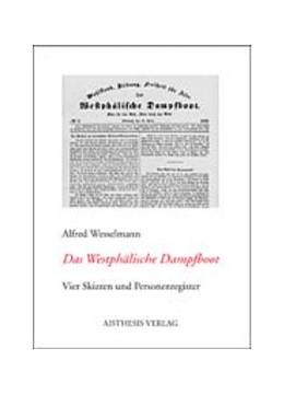 Abbildung von Wesselmann   'Das Westphälische Dampfboot'   2004   Vier Skizzen und Personenregis...