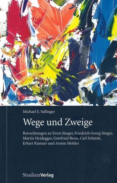 Abbildung von Sallinger | Wege und Zweige | 2002