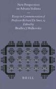 Abbildung von New Perspectives on Advaita Vedanta | 2000