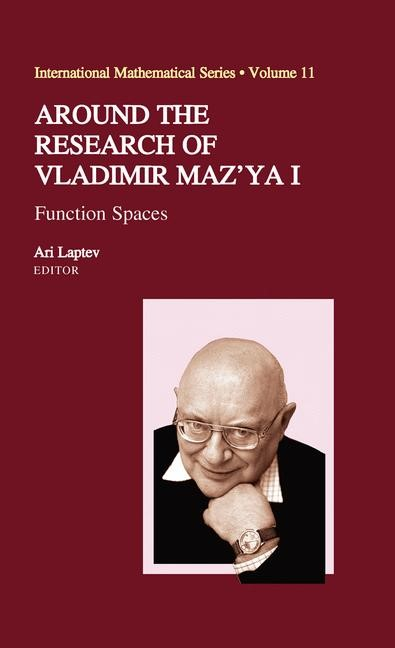 Abbildung von Laptev | Around the Research of Vladimir Maz'ya I | 2010