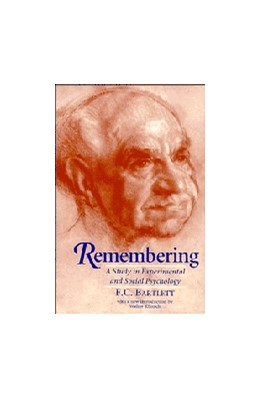 Abbildung von Bartlett | Remembering | 2nd ed. | 1995 | A Study in Experimental and So...