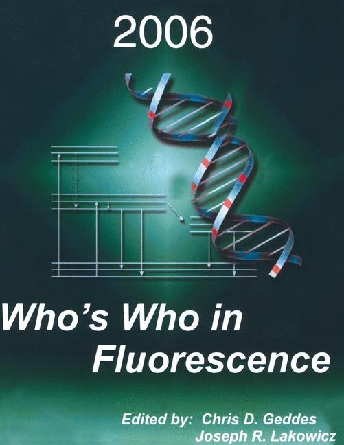 Abbildung von Who's Who in Fluorescence 2006 | 2006