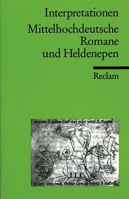 Abbildung von Brunner | Interpretationen: Mittelhochdeutsche Romane und Heldenepen | 1993