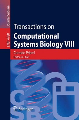 Abbildung von Priami | Transactions on Computational Systems Biology VIII | 2007