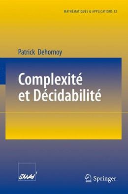 Abbildung von Dehornoy | Complexité et Décidabilité | 1993 | 12