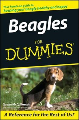 Abbildung von McCullough   Beagles For Dummies   2006