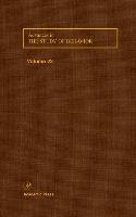 Abbildung von Advances in the Study of Behavior | 1993