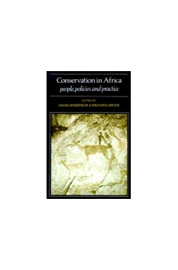 Abbildung von Anderson / Grove | Conservation in Africa | 1989 | Peoples, Policies and Practice