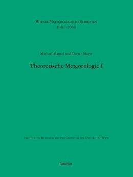 Abbildung von Hantel / Mayer | Skriptum Theoretische Meteorologie I | 2006 | 3