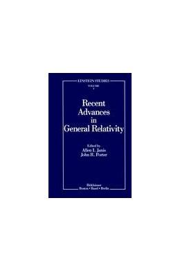 Abbildung von Janis / Porter | Recent Advances in General Relativity | 1992 | 4