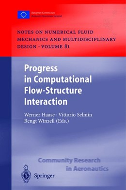Abbildung von Haase / Selmin / Winzell   Progress in Computational Flow-Structure Interaction   2002   Results of the Project UNSI, s...   81
