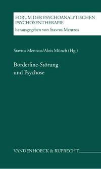 Abbildung von Mentzos / Münch   Borderline-Störung und Psychose   2. Auflage   2003