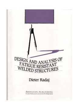 Abbildung von Radaj | Design and Analysis of Fatigue Resistant Welded Structures | 1990