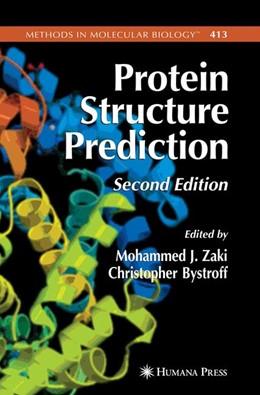 Abbildung von Zaki / Bystroff | Protein Structure Prediction | 2nd ed. | 2007 | 413