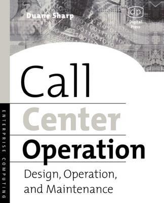 Abbildung von Sharp | Call Center Operation | 2003