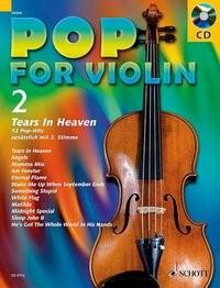 Abbildung von Pop for Violin | 2006