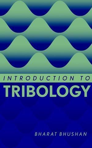 Abbildung von Bhushan | Introduction to Tribology | 2002