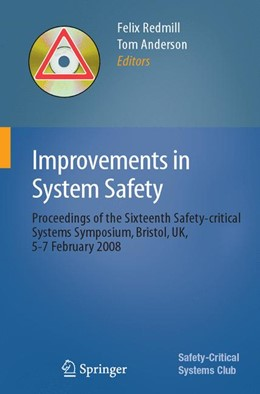 Abbildung von Redmill / Anderson   Improvements in System Safety   2008   Proceedings of the Sixteenth S...