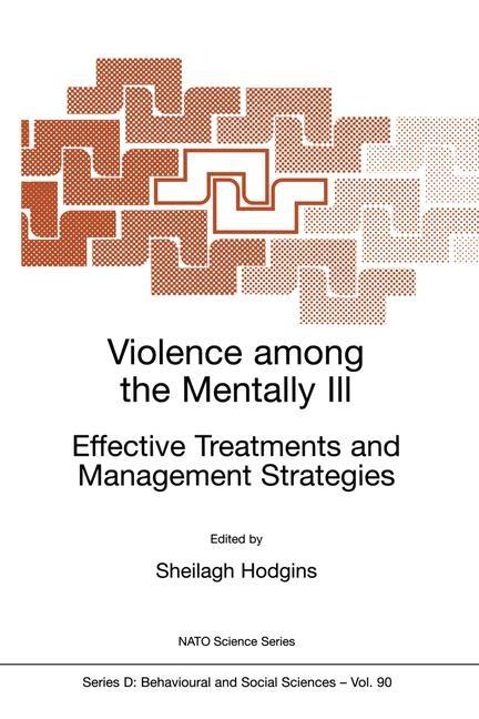Abbildung von Hodgins | Violence among the Mentally III | 2000