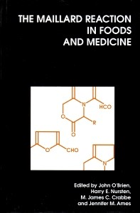 Abbildung von O'Brien / Nursten / Crabbe / Ames | The Maillard Reaction in Foods and Medicine | 1998