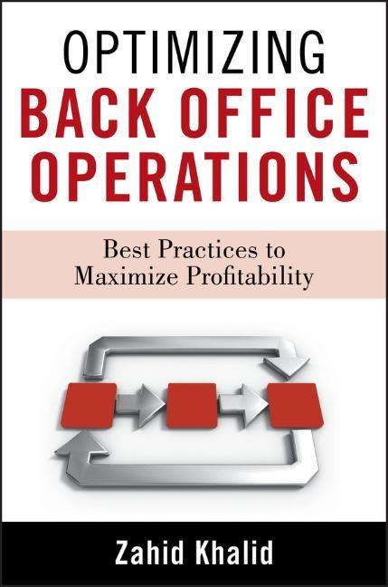 Abbildung von Khalid | Optimizing Back Office Operations | 1. Auflage | 2010