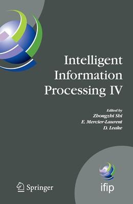 Abbildung von Mercier-Laurent / Leake | Intelligent Information Processing IV | 2008 | 5th IFIP International Confere... | 288