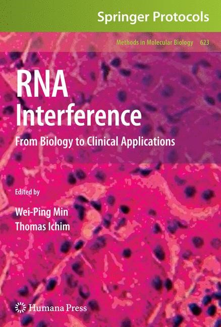 Abbildung von Min / Ichim | RNA Interference | 2010