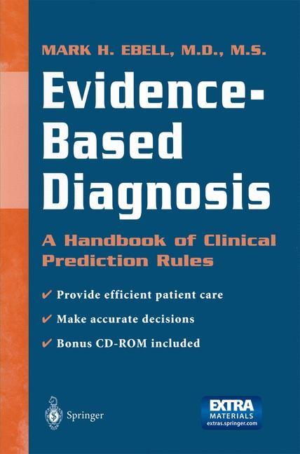 Abbildung von Ebell | Evidence-Based Diagnosis | 2001