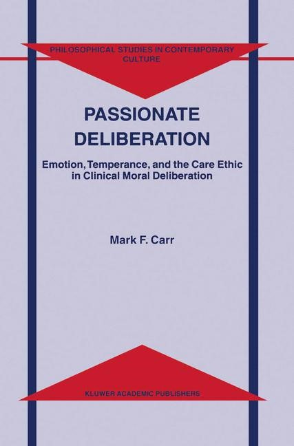Abbildung von Carr   Passionate Deliberation   2001