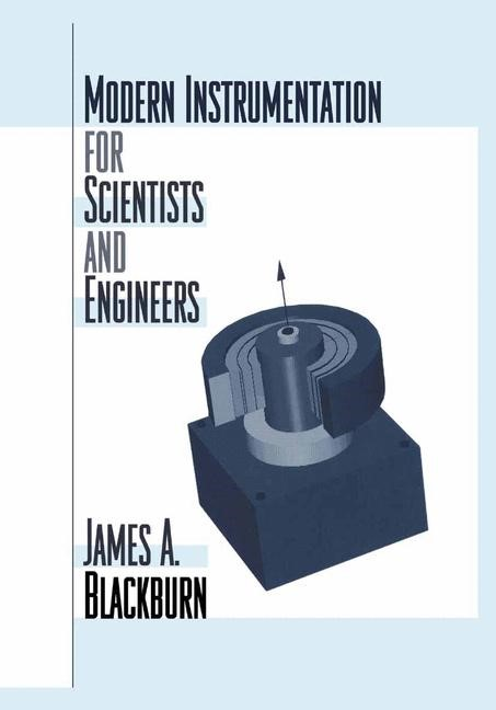 Abbildung von Blackburn | Modern Instrumentation for Scientists and Engineers | 2000